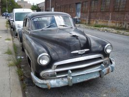 1951 Chevrolet Deluxe VII by Brooklyn47