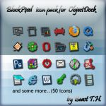 BlockPixel iconpack by BeastTH