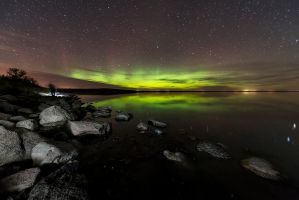 Aurora Hunting by MarshallLipp
