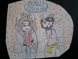Game Grumps by LeMiles13