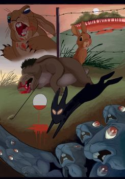 The Wonderfully Disturbing World of Watership Down by NostalgicChills