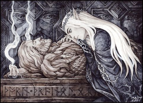 Grief by Candra