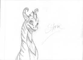 Storm WIP by Dragon-of-Faith
