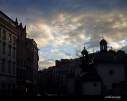 Cracow Square series 5 by Dziubek304