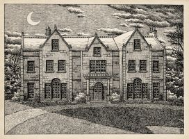 The Mezzotint by mscorley