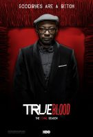 True Blood - The Final Season Poster (Lafayette) by emreunayli