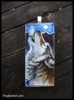 Fullmoonstar Custom Pendant by thornwolf
