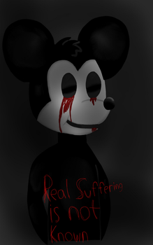 Suicide Mouse by Inkietwinkie