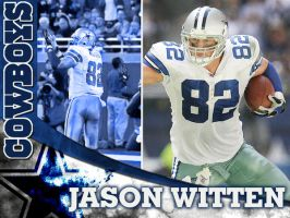 Jason Witten by cotrackguy