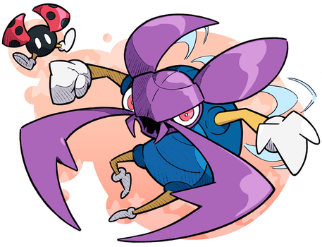 Bugzzy and Co. by Shenaniganza