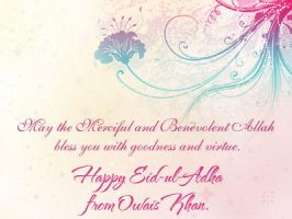 Eid Wishes by send2owais
