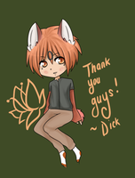 Thank You Guys! by Pikerth