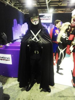 10.11.2012 Supanova- V For Vendetta by MissMurder1243