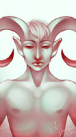 Partial Body: Speedpaint - Prometheus by Hooke