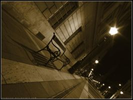 streets of budapest by thePetya