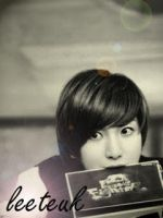 Vintage Leeteuk by cloudyanchovy