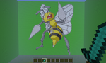Pokemon Number 15: Beedrill by Ijsklontjeee