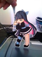 stocking paper child by CuteRobot