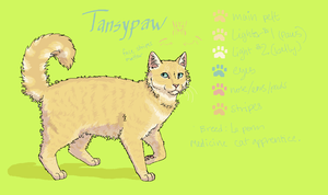 TansyPaw by Alex-Harrier