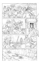 Legends of Red Sonja page 20 by CassandraJames