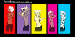 Choose Your Spice by Laxita2688