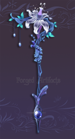 Weapon Adoption 21 Staff GIVEAWAY! CLOSED by Forged-Artifacts