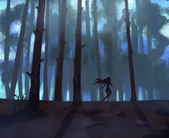 Forest by SunSero