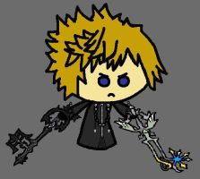 Roxas by PPG-RRB-Fan