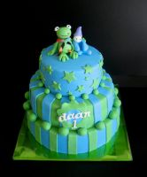 Cake for Daan by Naera