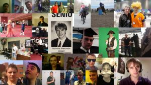 My Life 2009 to 2014 (Collage) by Vendus