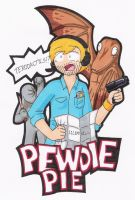 PewDiePie by animeandrew1