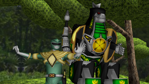 MMD - DRAGONZORD POWER!!! by Zeltrax987