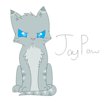 Jaypaw by creepergirl303