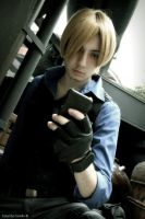 Leon S. Kennedy from Resident Evil 6 #2 by Akiba91