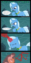 COMIC: A Gift For M. A. Larson by HatBulbProductions