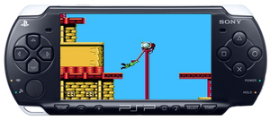 Play Bionic Commando in PSP by daigospencer