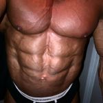 Hot Thick Muscle Gut And Pecs by roidedmusclefan