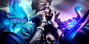 Wiz Khalifa by AcCreed