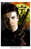 Captain Malcolm Reynolds - Firefly Series by indigowarrior
