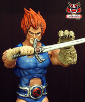 ThunderCats : Lion - O : 08 by wongjoe82