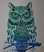 OWL by Moonbow94