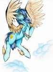 Commission: Icarus Sky by dead-kittens3