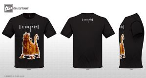 Mythical Creature Tees Contest Entry: BARONG by HNDRNT26