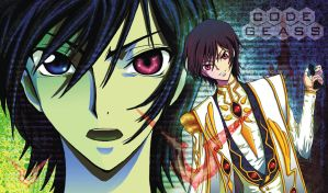 Code Geass: Lelouch by coloridium