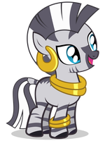 Filly Zecora by MisterAibo