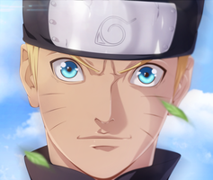 The Last   Movie   Naruto Uzumaki By_afran67rus by afran67
