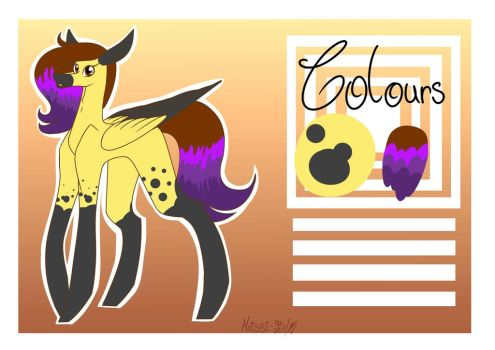 (C) Ref for CassidyJacobs by Missi-B