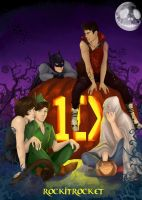 1D Halloween by RockitRocket-RIR