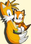 AT: Tails and Marine by ss2sonic