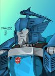 Blurr Commission by wordmongerer